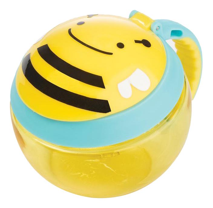 Купить Контейнер с крышкой для хранения продуктов SkipHop Пчела, Skip Hop, Контейнеры и пакеты для хранения грудного молока