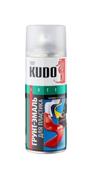 Грунт автомобильный KUDO акриловый 520мл KU 6002
