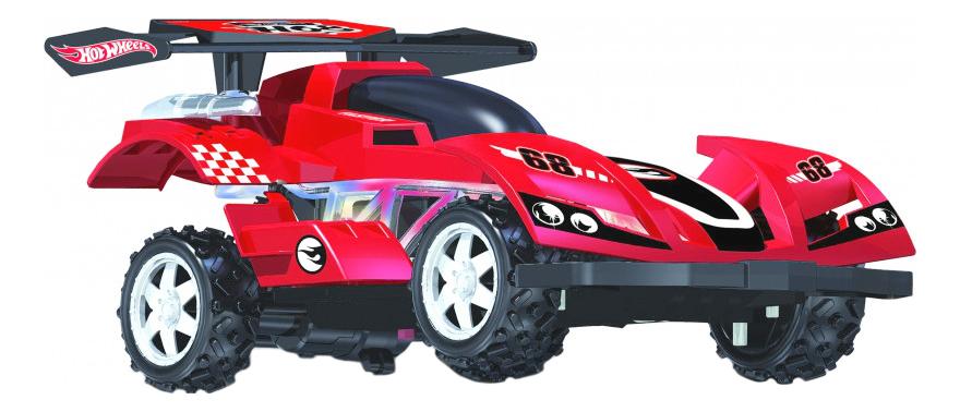 Купить Радиоуправляемая машинка 1TOY Hot Wheels багги красная, 1 TOY, Радиоуправляемые машинки