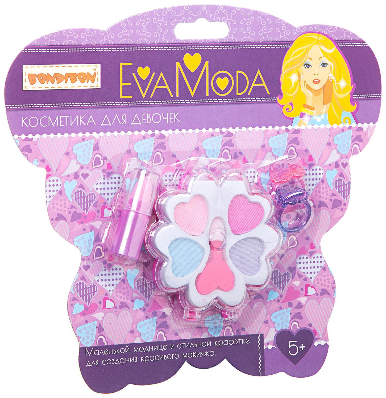 Набор детской косметики Bondibon Eva Moda Цветок с косметикой