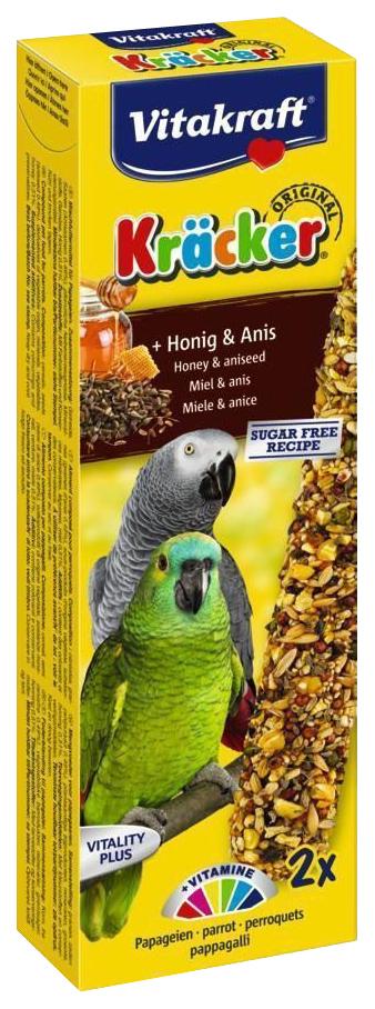 Лакомства для птиц Vitakraft Крекеры для крупных