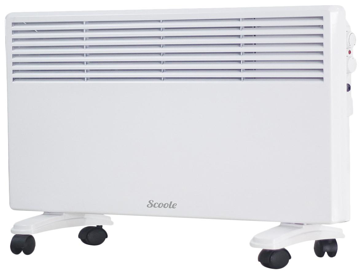 Конвектор Scoole SC HT CM3 2000 белый
