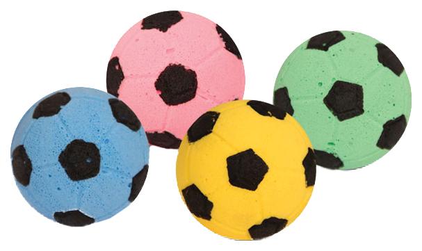 Игрушка для кошек Triol Мяч футбольный 01T 22131028