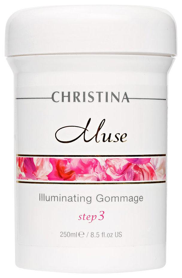 Пилинг для лица Christina Muse Illuminating Gommage