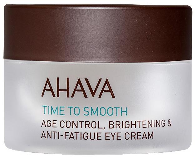 Купить Крем для кожи вокруг глаз Ahava Age Control Brightening & Anti-Fatigue, 15 мл