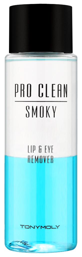 TONY MOLY PRO CLEAN SMOKY LIP #AND# EYE REMOVER