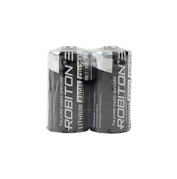 Батарейка Robiton Profi R CR123A SR2
