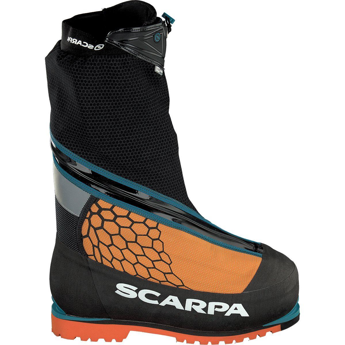 Ботинки Scarpa Phantom 8000 мужские черные 43
