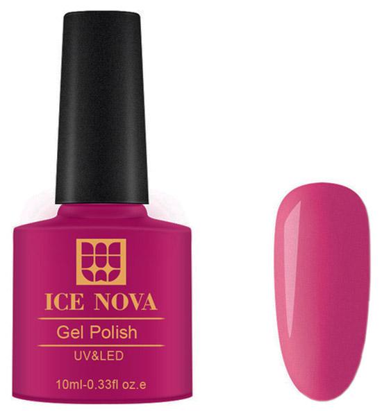 Купить Гель-лак для ногтей Ice Nova Gel Polish UV-LED 020 сиреневый 10 мл