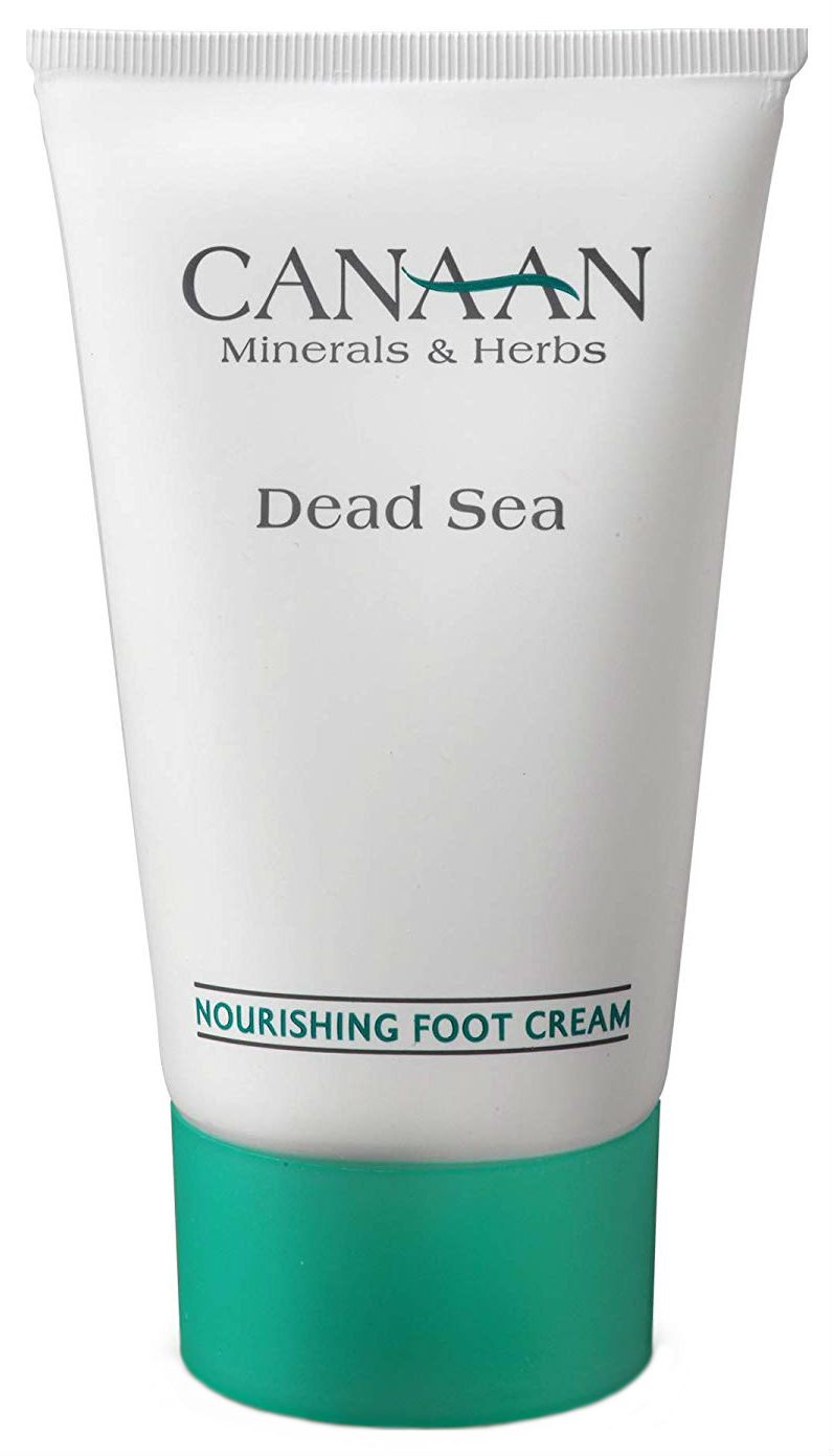 Крем для ног Canaan Nourishing Foot Cream 125 мл  фото