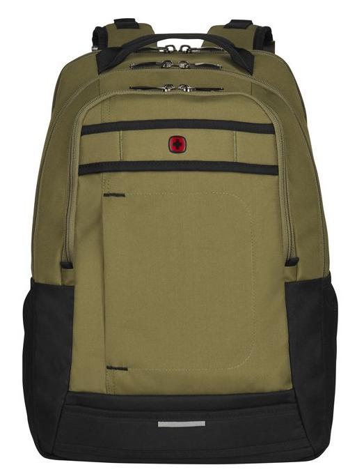 Рюкзак гродской WENGER Crinio 606483 зеленый 24 л