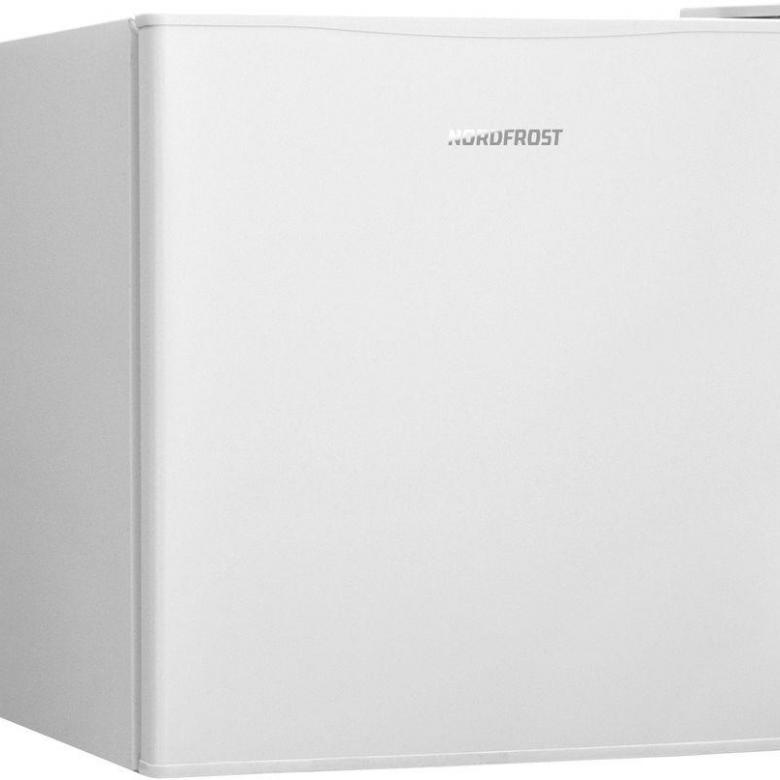 Холодильник Nordfrost NR 402 W White
