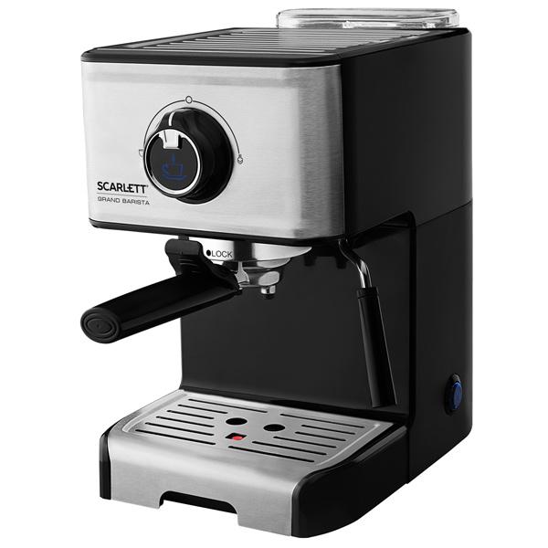 Кофеварка рожкового типа Scarlett SC CM33014