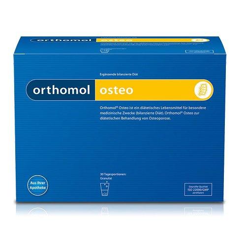 Купить Остео, Orthomol Osteo порошок 15 г саше 30 шт.