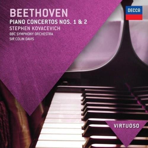 Аудио диск Davis, Sir Colin Beethoven: Piano Concertos Nos.1 #and# 2