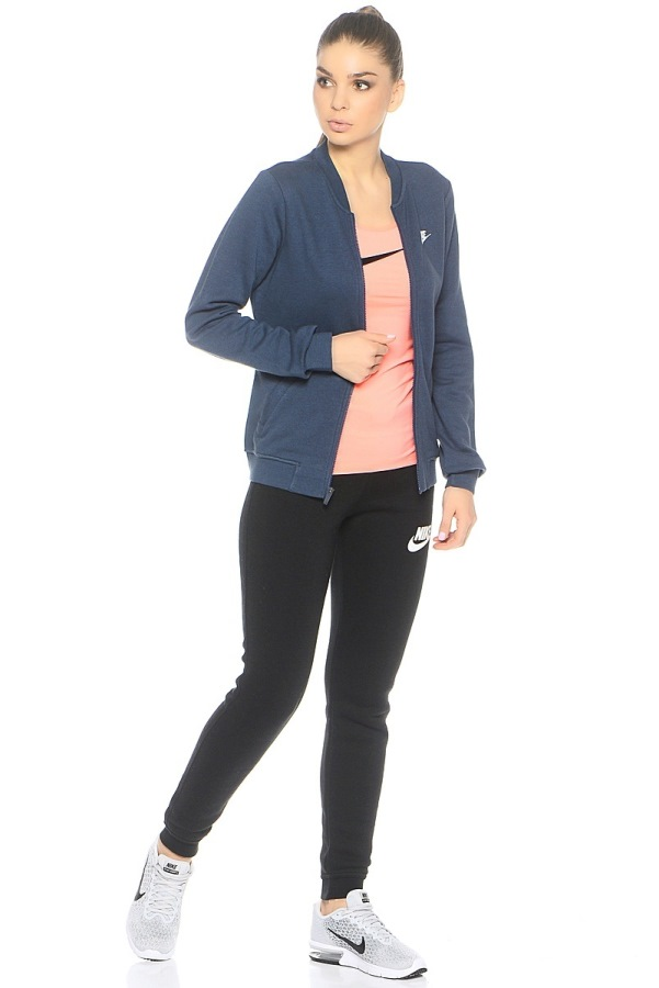 Кардиган женский Nike 829401-464 синий XS фото