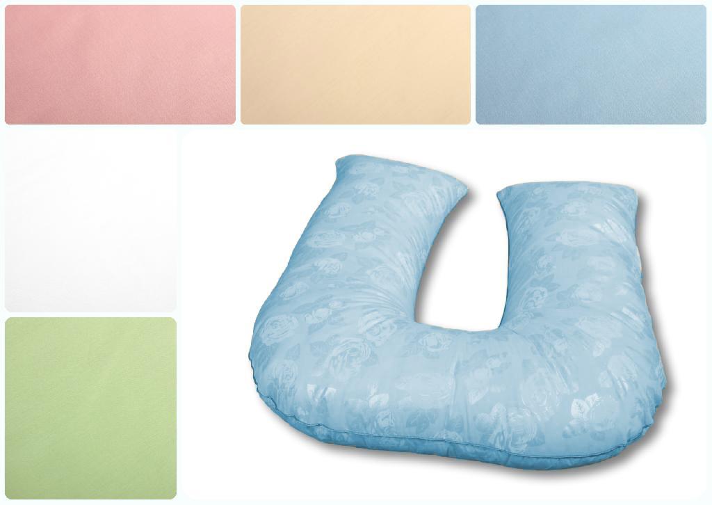 Наволочка AlViTek К Подушке Для Беременных С Цвет: Голубой (35х400)