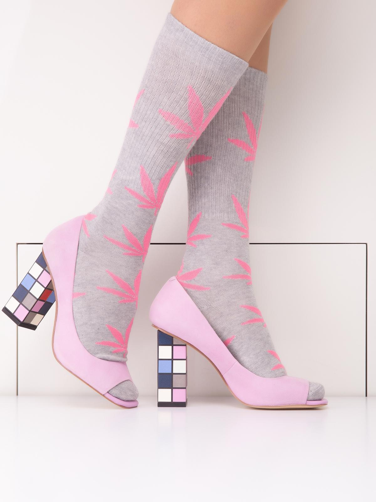 Носки женские Giulia серые 36-38