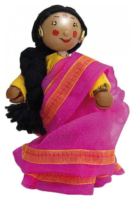 Купить Кукла Индийская танцовщица , Le Toy Van, Классические куклы