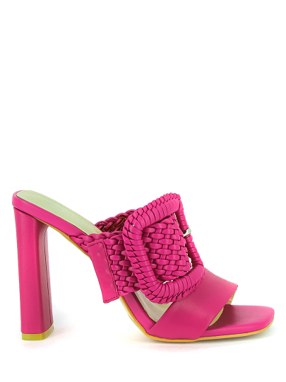 Сабо женские Just Couture 81516 красные