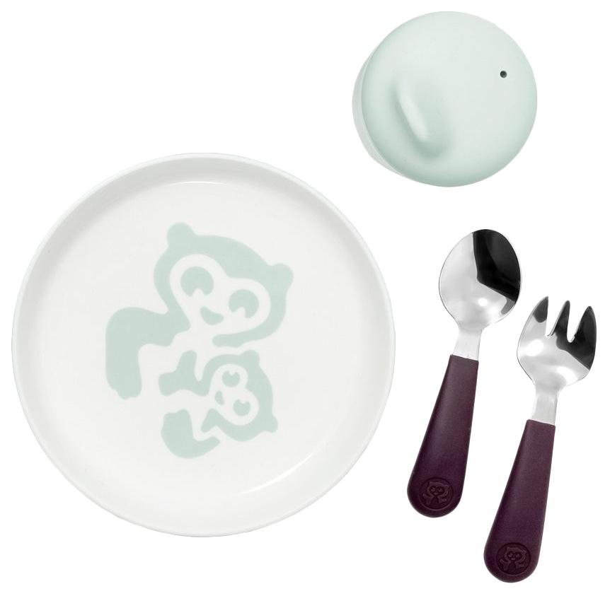 Комплект посуды первой необходимостиStokke Munch (Стокке Манч)