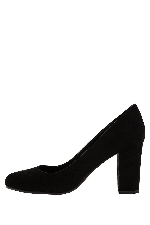 Туфли женские Vitacci 491312 черные 38 RU