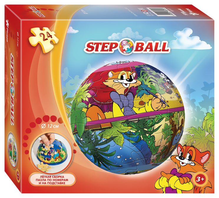 Пазл Step Puzzle StepBall Кот Леопольд 98107 240 элементов