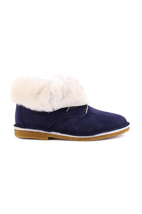 Ботинки женские Loriblu O0371 синие 38 RU