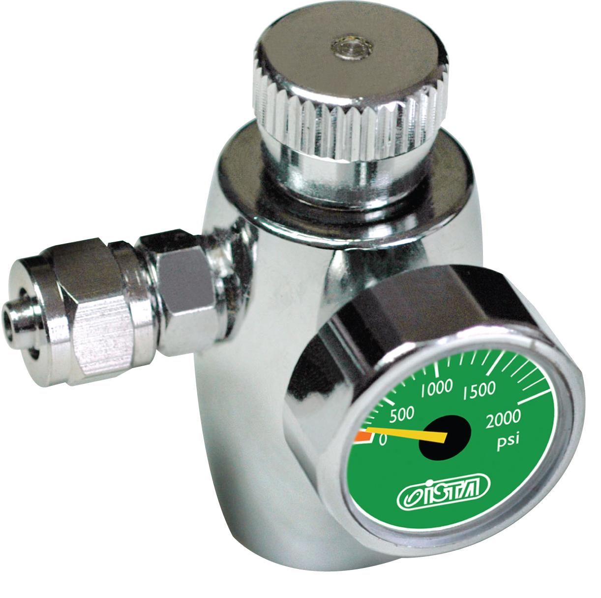 Регулятор CO2 Ista для баллона CO2 универсальный