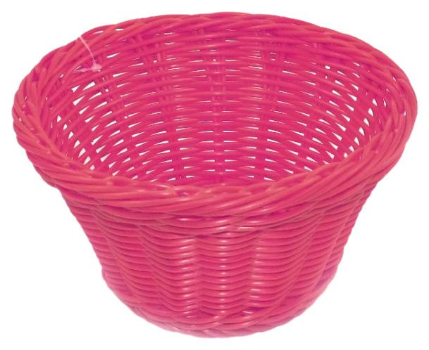 Плетеная корзинка круглая Fissman 7674 19x10 см