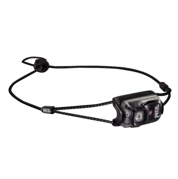 Туристический фонарь Petzl Bindi черный, 5 режимов фото