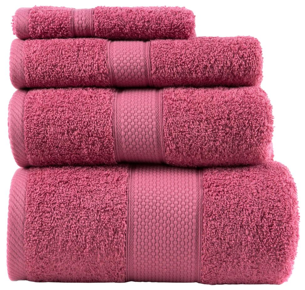 Банное полотенце, полотенце универсальное Arya фиолетовый