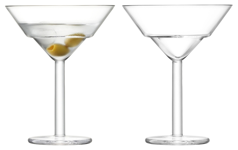 Набор бокалов LSA mixologist для мартини,