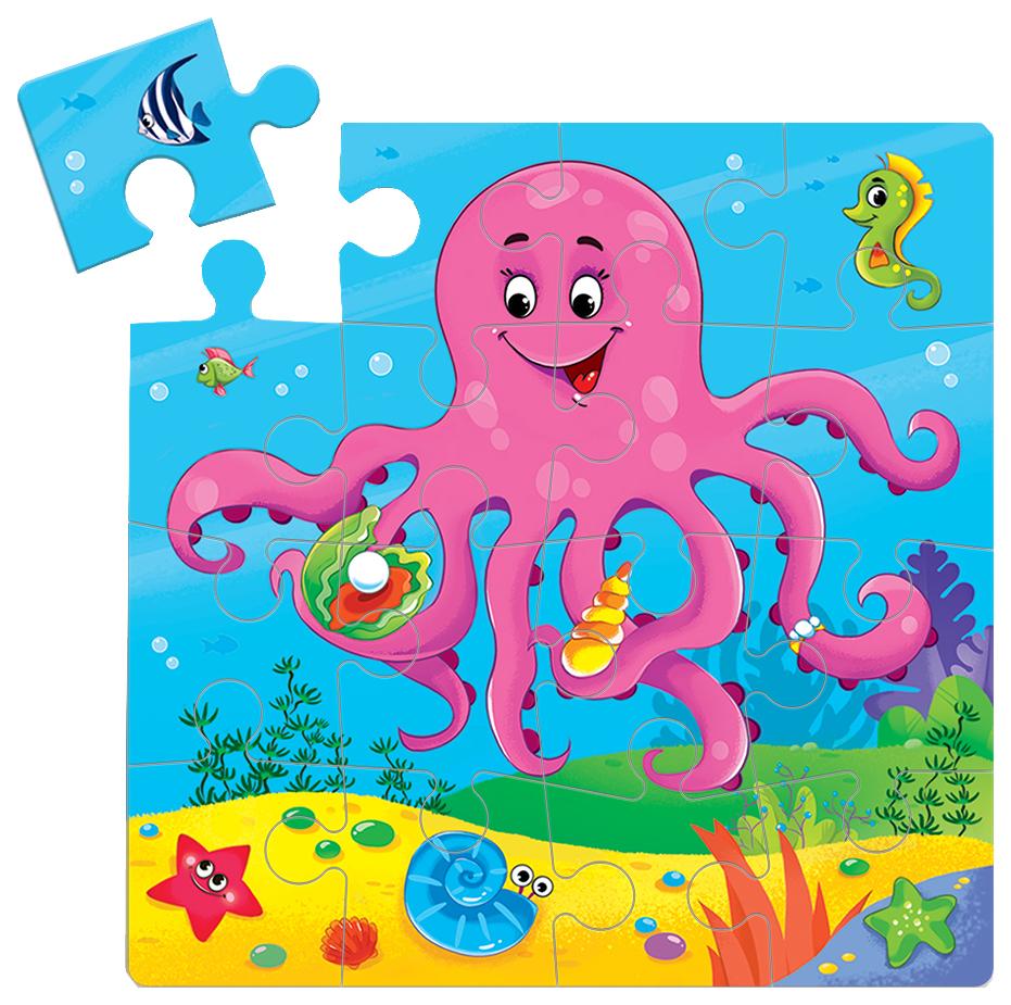 Картинка группа осьминожки