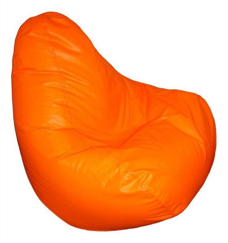 Кресло-мешок Вентал Стандарт, размер XL, ткань, оранжевый