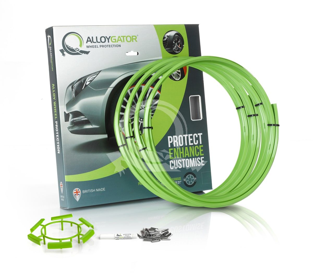 Защитные кольца на диски AlloyGator R13