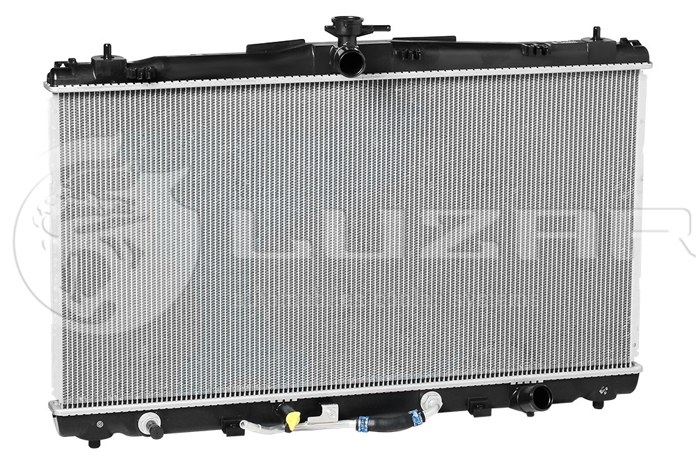Радиатор охлаждения для а/м toyota camry (11-) (lrc 19140) Luzar LRc 19140 фото