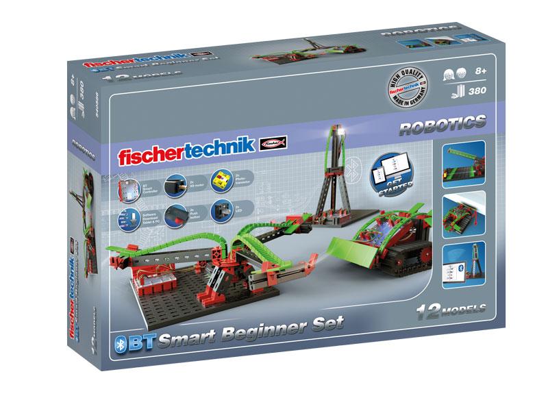 Купить Конструктор пластиковый Fischertechnik BT Smart Beginner Set / BT Стартовый набор 2.0,