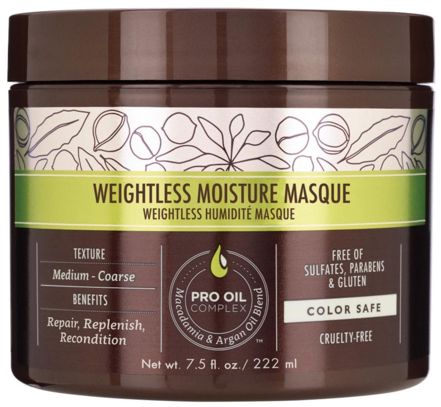 Купить Маска для волос Macadamia Professional Для тонких волос 222 мл