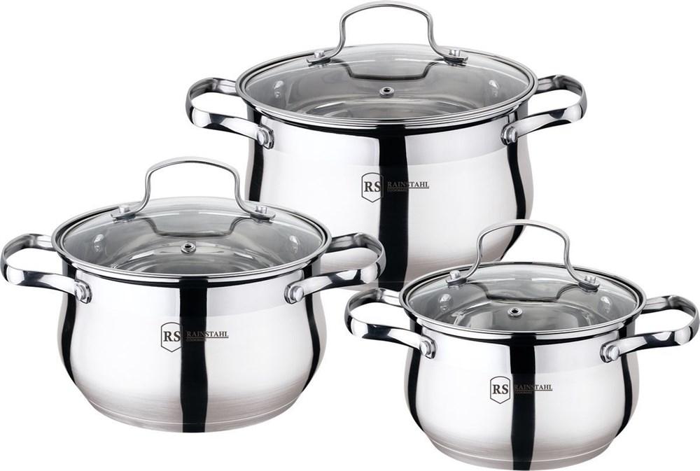 Набор посуды RAINSTAHL RS-1453-06 6 предметов