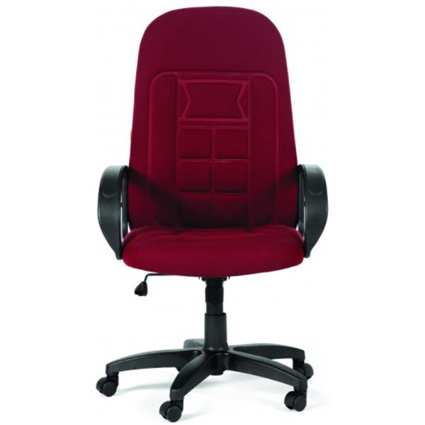 Офисное кресло CHAIRMAN 727 00-06004322, красный