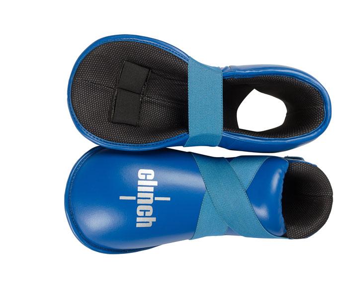 Защита стопы Clinch Safety Foot Kick синяя XL