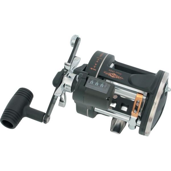 Рыболовная катушка мультипликаторная Mikado Codhunter ACTC KD9700 2045