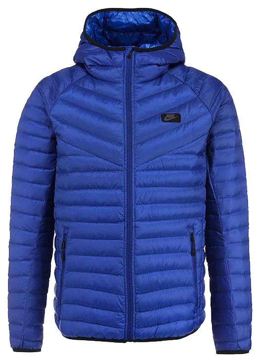 Спортивная куртка мужская Nike Guild 550 Jacket HD, dk blue, M
