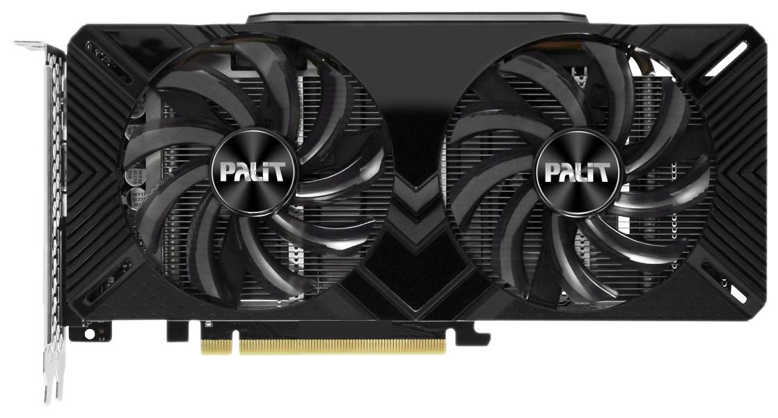 PALIT  GEFORCE GTX 1660 TI DUAL 6GB