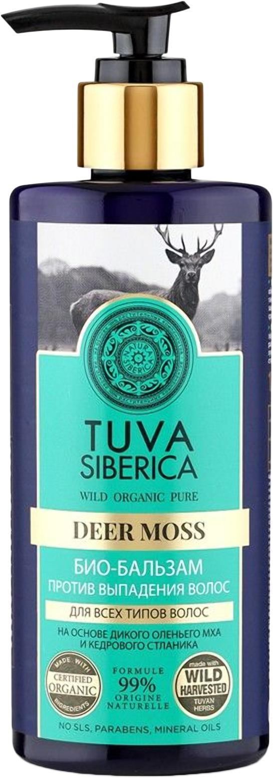 Бальзам для волос Natura Siberica Tuva Против выпадения волос 300 мл