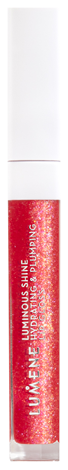 Купить Блеск для губ Lumene Luminous Shine Hydrating&Plumping Lip Gloss 7 Raspberry Bloom 5 мл