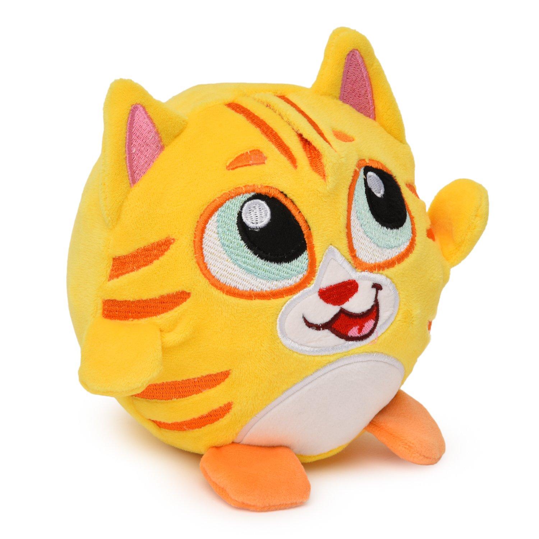 Купить 1 TOY Плюшевая игрушка Мняшки Хрумс. Мура Хрумс, 18 см Т14285, Мягкие игрушки персонажи