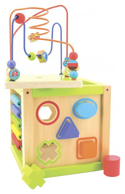 Универсальный куб Lucy&Leo арт.LL140
