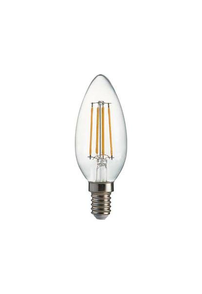 Лампочка Ecola N4QV60ELC E14 6W Прозрачный